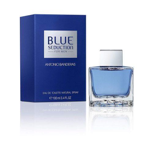 Antonio Banderas Blue Seduction Eau De Toilette Uraknak 100 ml