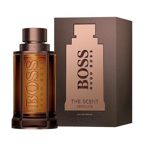 Hugo Boss The Scent Absolute Eau De Parfum Uraknak 50 ml