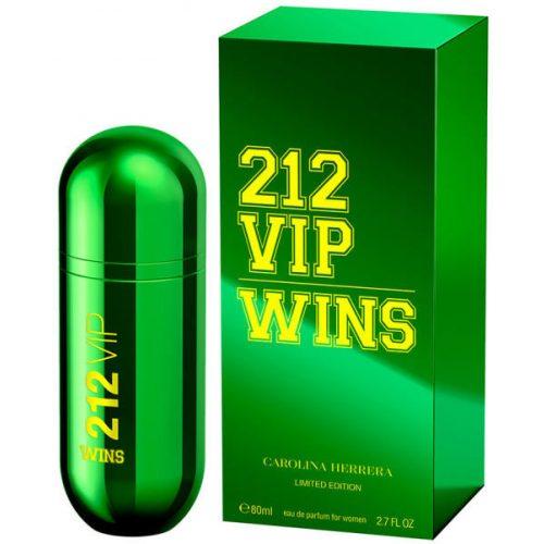 Carolina Herrera 212 VIP Wins EDP 80ml Hölgyeknek