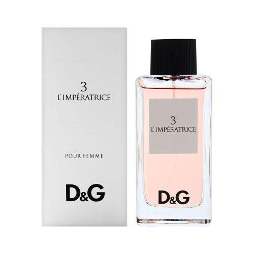 Dolce & Gabbana L'Imperatrice 3 Eau De Toilette Hölgyeknek 100 ml