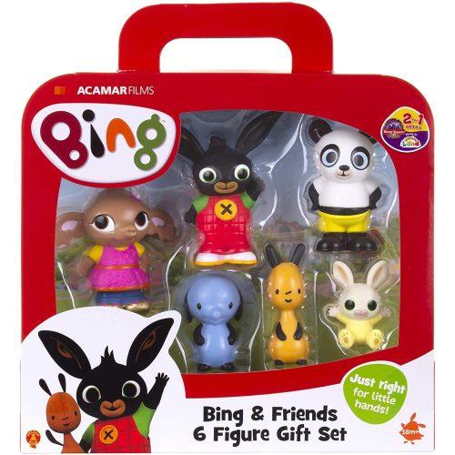 Bing és barátai 6 db-os figura készlet