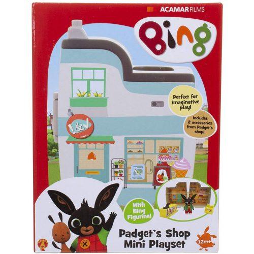 Golden Bear Bing mini ház játszószett (BING3544)  – Pola Boltja