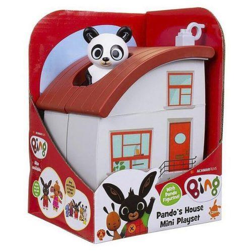Golden Bear Bing mini ház játszószett (BING3544) – Pando Háza