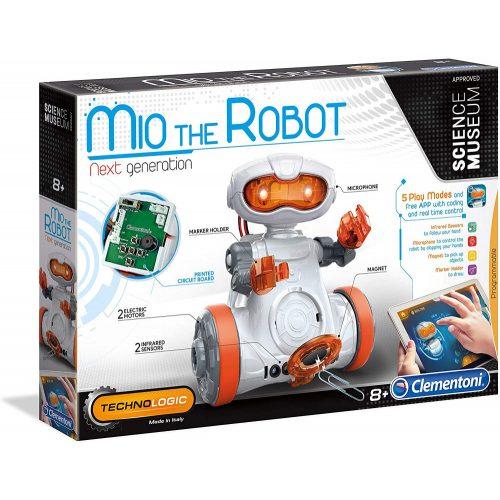 Clementoni Tudomány és játék - Mio, a robot (64987)