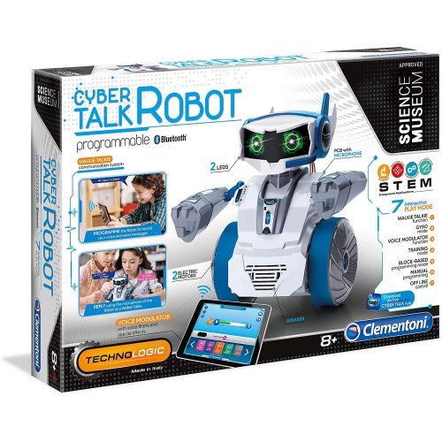 Clementoni Cyber Talk beszélő robot (50610)