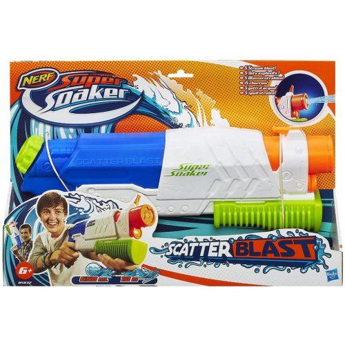 Hasbro NERF Super Soaker: Scatter Blast vízipisztoly (A5832)