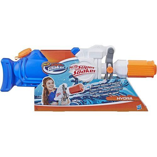 Hasbro NERF: Super Soaker Hydra vízi játékfegyver (E2907EU4)