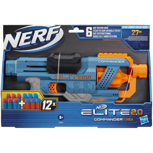 Hasbro Nerf: Elite 2.0 Commander RD-6 kilövő (E9485EU4)