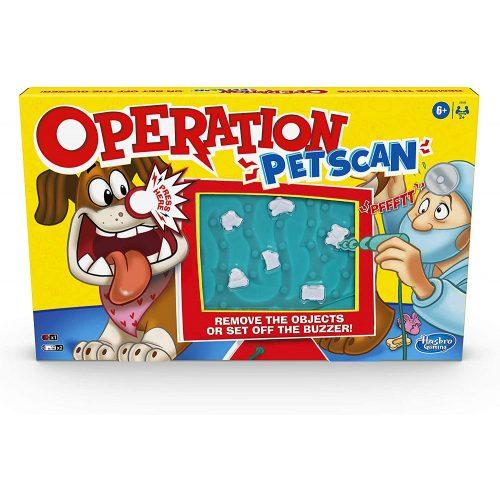 Operáció kis kedvencek társasjáték (E9694)