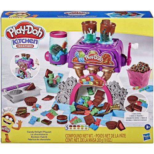 Play-Doh csokigyár (E9844)