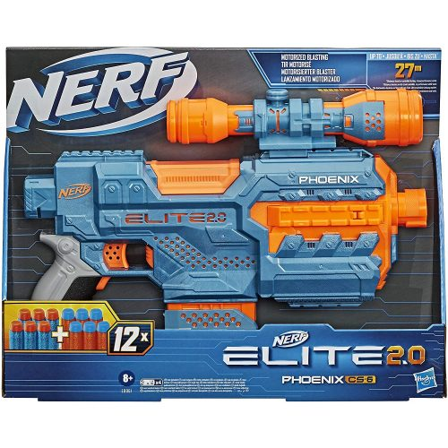Hasbro Nerf: Elite 2.0 Phoenix- Cs-6 Kilövő (E9961)