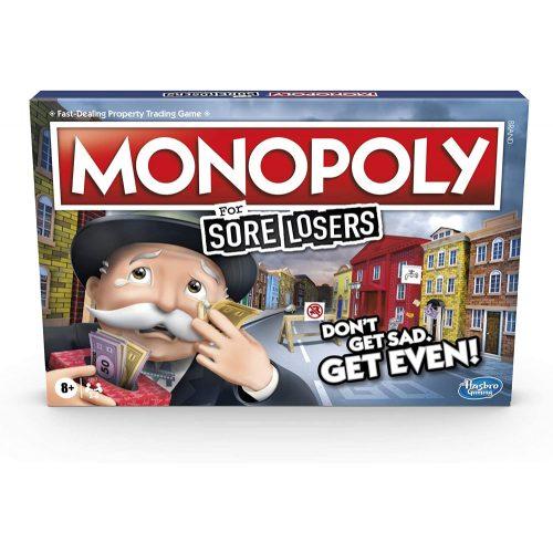 Monopoly: A rossz veszteseknek társasjáték (E9972)