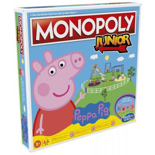Monopoly Junior Peppa malac kiadás