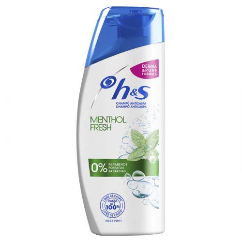 Head & Shoulders Menthol Fresh Sampon 90 ml