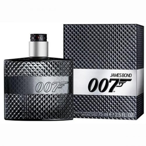 James Bond 007 James Bond Eau De Toilette Uraknak 75 ml