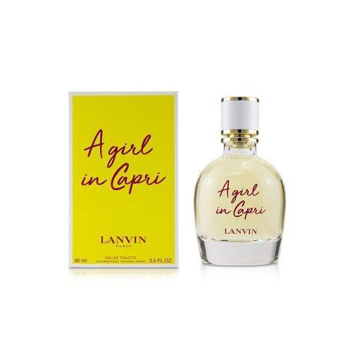 Lanvin A Girl in Capri Eau De Toilette teszter Hölgyeknek 90 ml