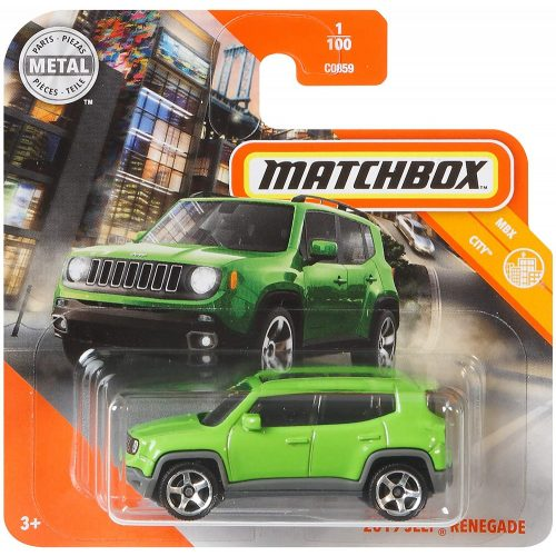 Mattel Matchbox kisautó 1/64 (C0859)