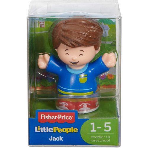 Fisher-Price Little People figura (DVP63) Jack