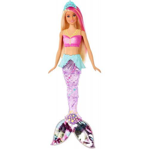 Mattel Barbie Dreamtopia úszó varázssellő (GFL82)
