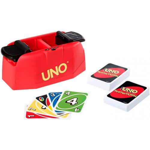 UNO Showdown - A nagy leszámolás kártyajáték (GKC04)
