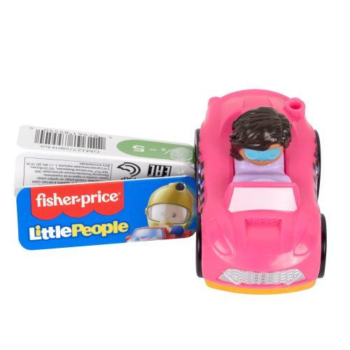 Mattel Fisher-Price Little People Wheelies kisautó (GMJ18)
