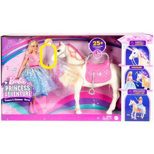 Barbie Princess Adventure: Varázslatos paripa hercegnővel (GML79)