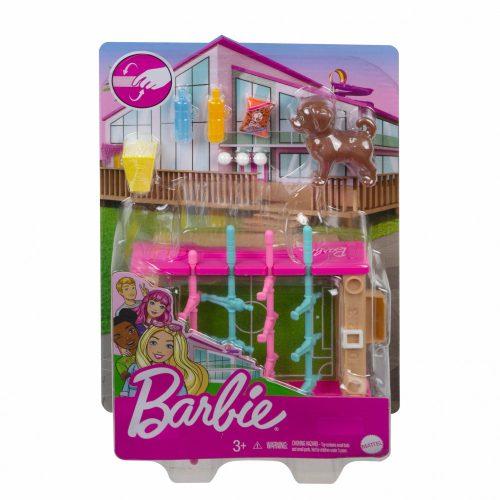 Mattel Barbie mini játékszett kisállattal (GRG75)