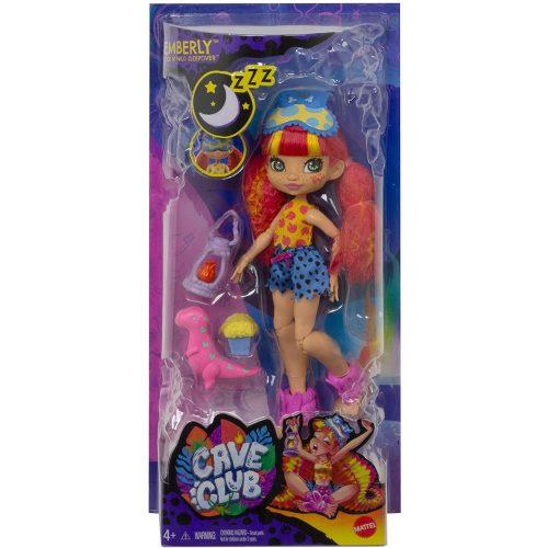 Mattel Cave Club pizsiparty baba kiegészítőkkel (GTH00) Emberly