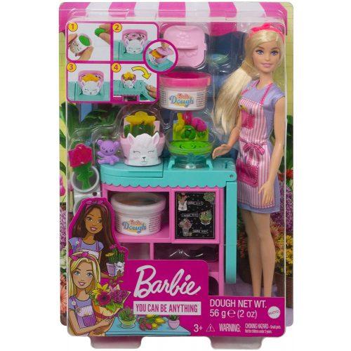 Mattel Barbie Lehetsz bármi virágkötő játékszett