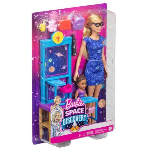 Mattel Barbie űrkaland: Barbie tanterme