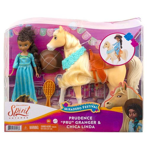 Mattel Szilaj Zabolátlanok karneváli mulatság készlet Prudence & Chica