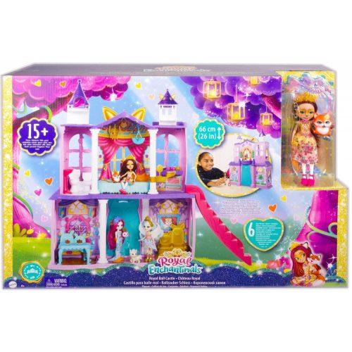 Mattel Enchantimals Királyi kastély Felicity Fox babával (GYJ17)