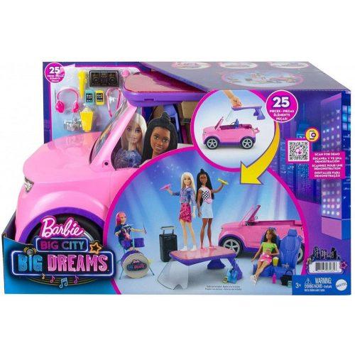 Mattel Barbie Big City Big Dreams guruló színpad (GYJ25)