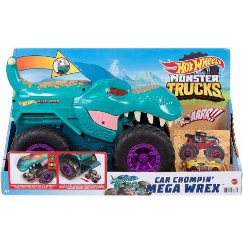 Mattel Hot Wheels: Monster Trucks Mega Wrex 1:24