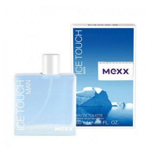 Mexx Ice Touch Man Eau De Toilette Uraknak 50 ml
