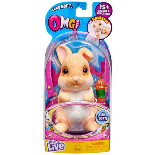 OMG Pets: OMG Nyuszi - barna (26085)