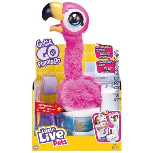 Little Live Pets Potyi a flamingó figura (26222)