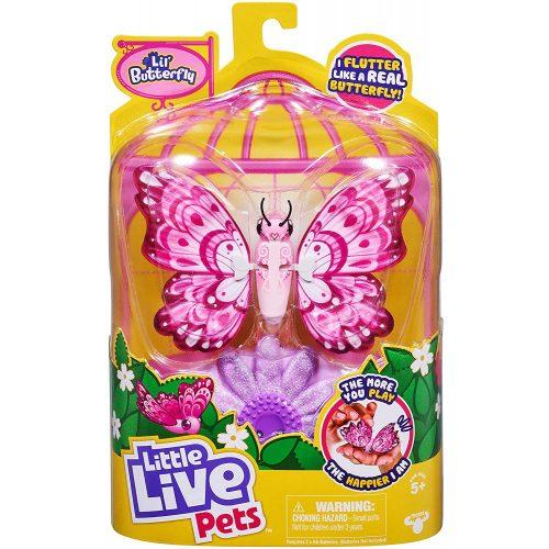 Little Live Pets Rainbow Splash pillangó (26347)