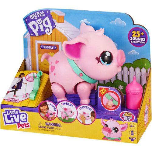 Little Live Pets: Pinki, a kismalac