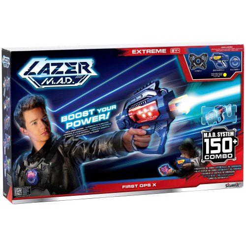 Silverlit  Lazer M.A.D.: First Ops X sugárvető készlet (86870)