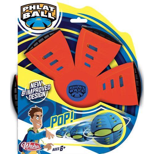 Goliath Phlat Ball: V5 frizbi labda piros-kék