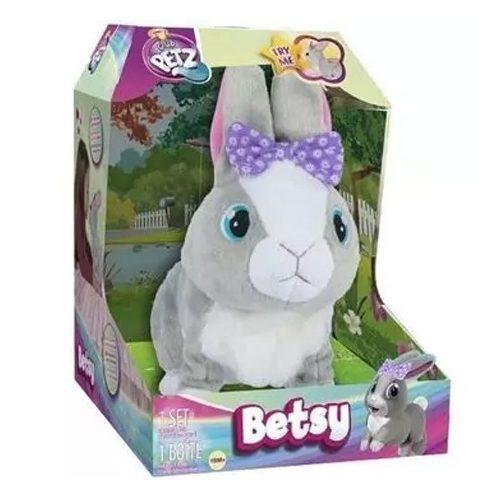 Club Petz Betsy nyuszi interaktív plüssfigura (95861)