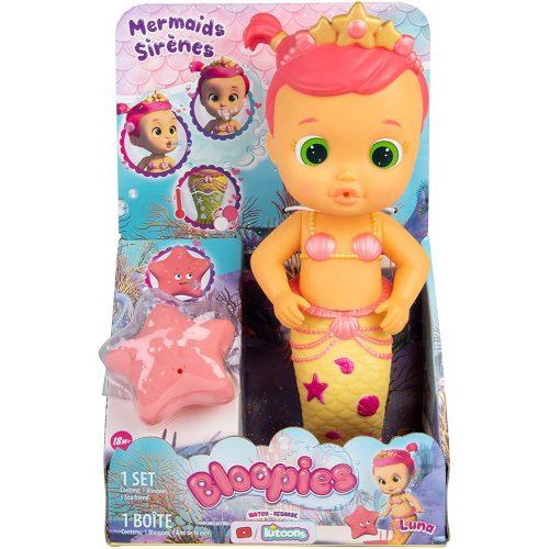 IMC Toys Bloopies: Mókás sellőbébik - Luna
