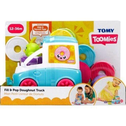 Toomies Vidám fánkoskocsi foglalkoztató játék