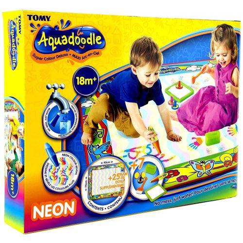 TOMY: Aquadoodle Szuper Színek Rajzszőnyeg (T72373)