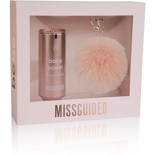Missguided Babe Power EDP Mini Gift Set Hölgyeknek 10 ml