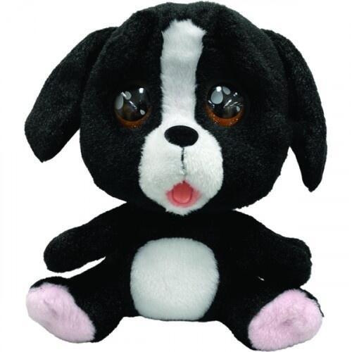 Cry Pets pityergő kiskutya - fekete (MTC06200)
