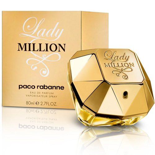 Paco Rabanne Lady Million Eau De Parfum Hölgyeknek 50 ml