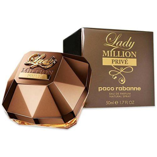 Paco Rabanne Lady Million Privé Eau De Parfum Hölgyeknek 50 ml