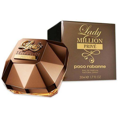 Paco Rabanne Lady Million Privé Eau De Parfum Hölgyeknek 80 ml